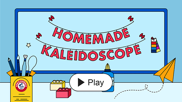 Homemade Kaleidescope