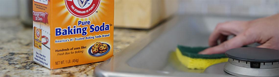 Baking Soda Cleaning Tips Hacks Arm Hammer