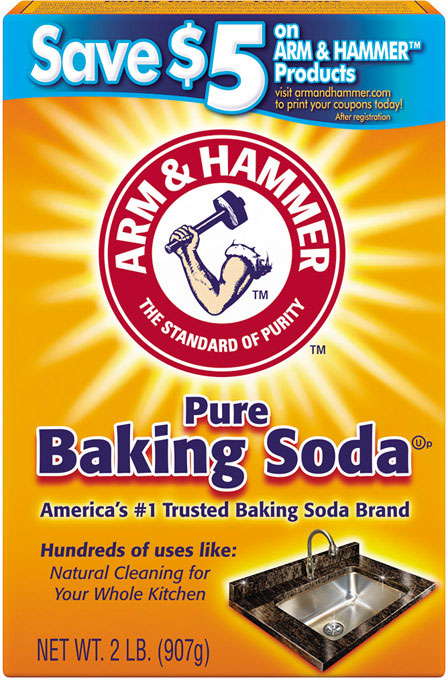 Baking Soda Box