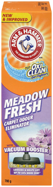 Fresh Scentsations™ Carpet Odour Eliminator, Meadow Fresh