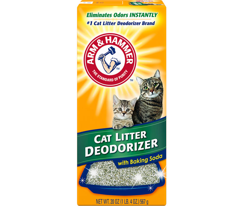 Cat Litter Deodorizer Powder
