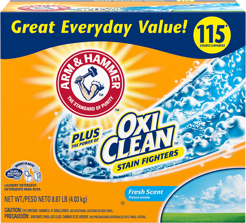ARM & HAMMER™ Powder Laundry Detergent