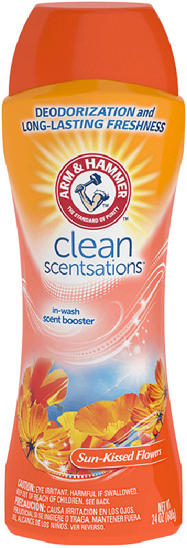 Clean Scentsations™ In-Wash Scent Booster, Sun-Kissed Flowers