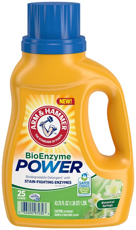 BioEnzyme Power Liquid Laundry Detergent