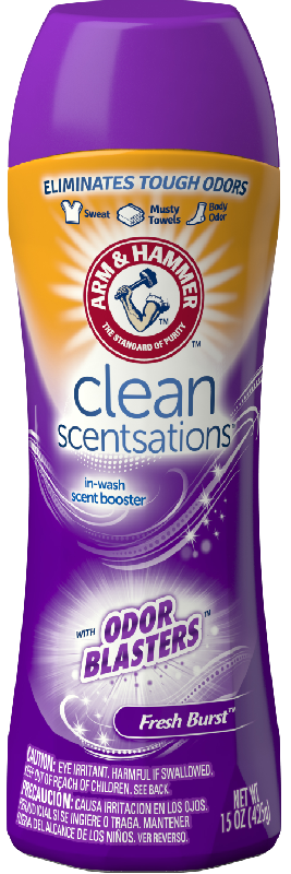 Clean Scentsations™ In-Wash Scent Booster, Fresh Burst