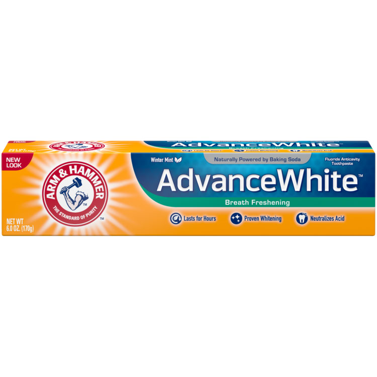 Advance White™ Breath Freshening Pasta dental