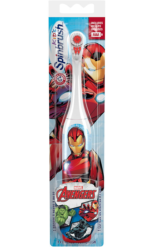 Spinbrush™ Marvel Avengers™