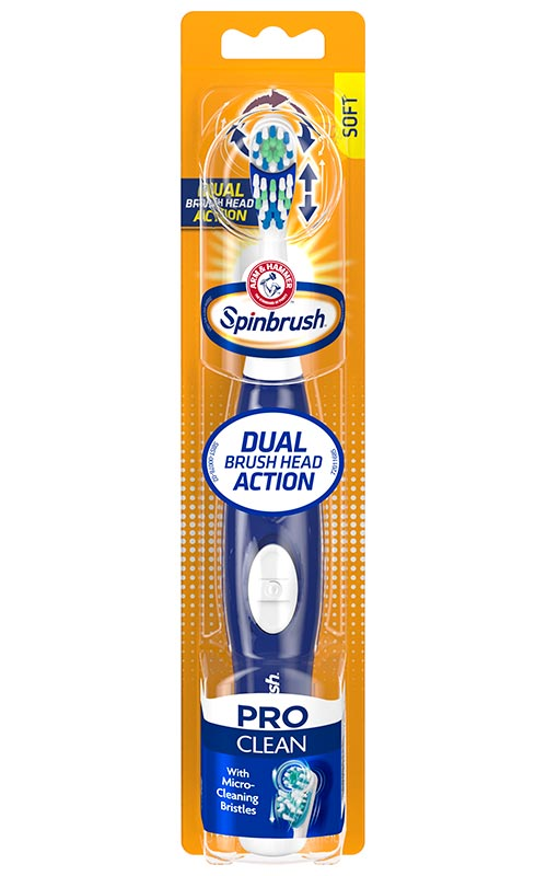 Arm Amp Hammer Kids Toothbrushes