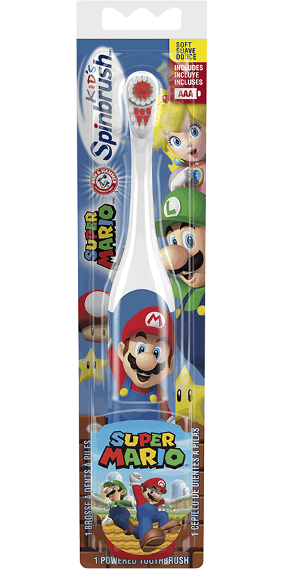 Spinbrush™ Super Mario
