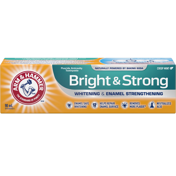 Dentifrice Force et brillance