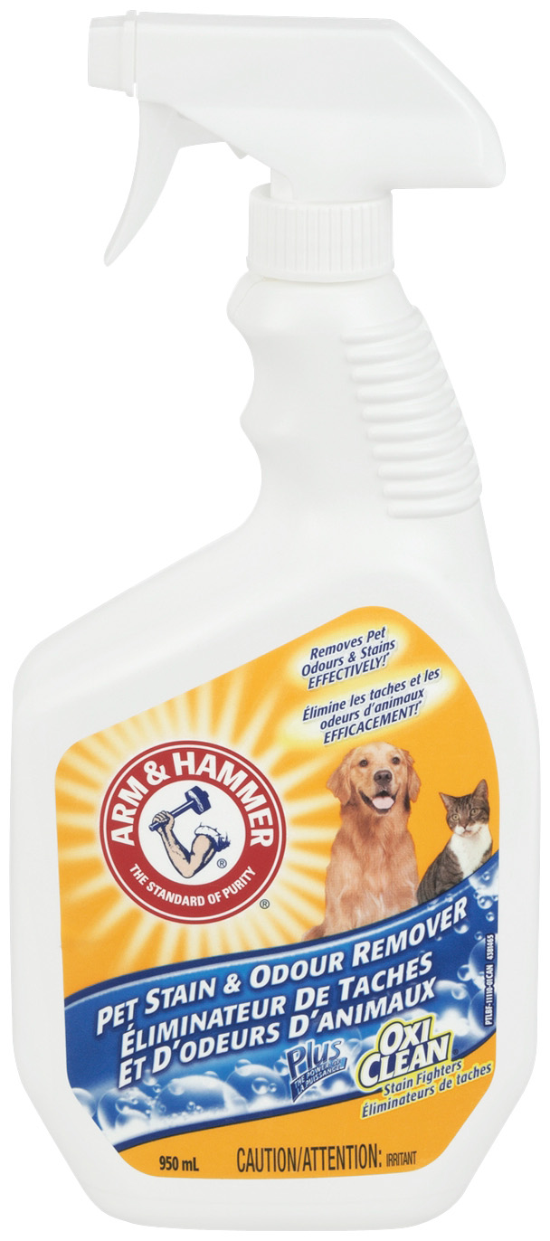 Arm Amp Hammer Pet Stain Amp Odour Eliminator Plus Oxiclean