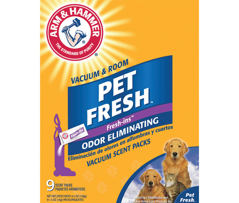 Fresh‐Ins™ Odor‐Eliminating Vacuum Scent Packs