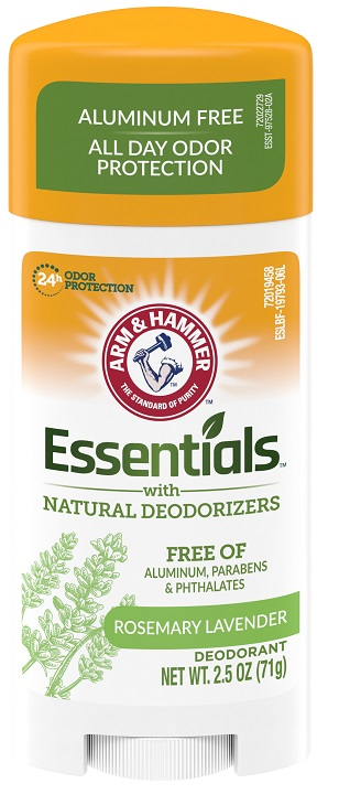 Essentials™ Solid Deodorant, Fresh