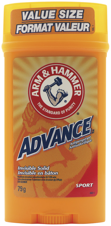Advance™ Invisible Solid Sport