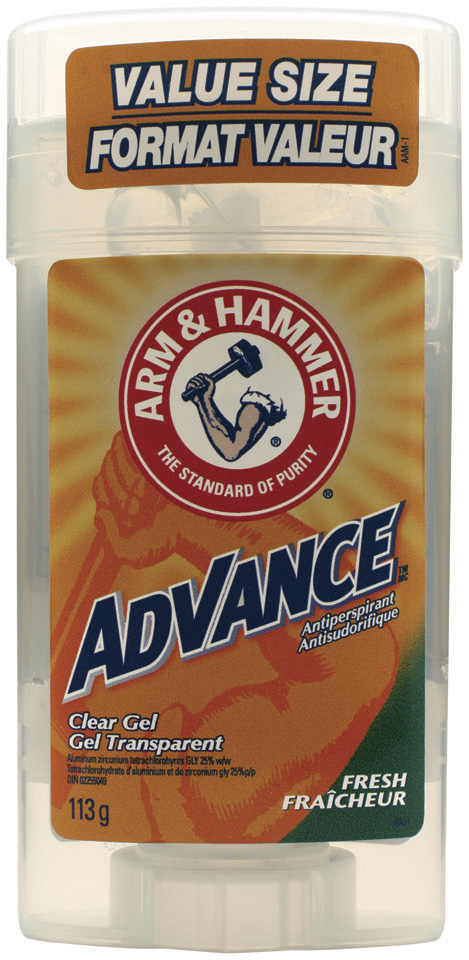 Advance™ Clear Gel, Fresh