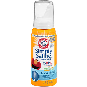 Arm Amp Hammer Simply Saline Solution Products