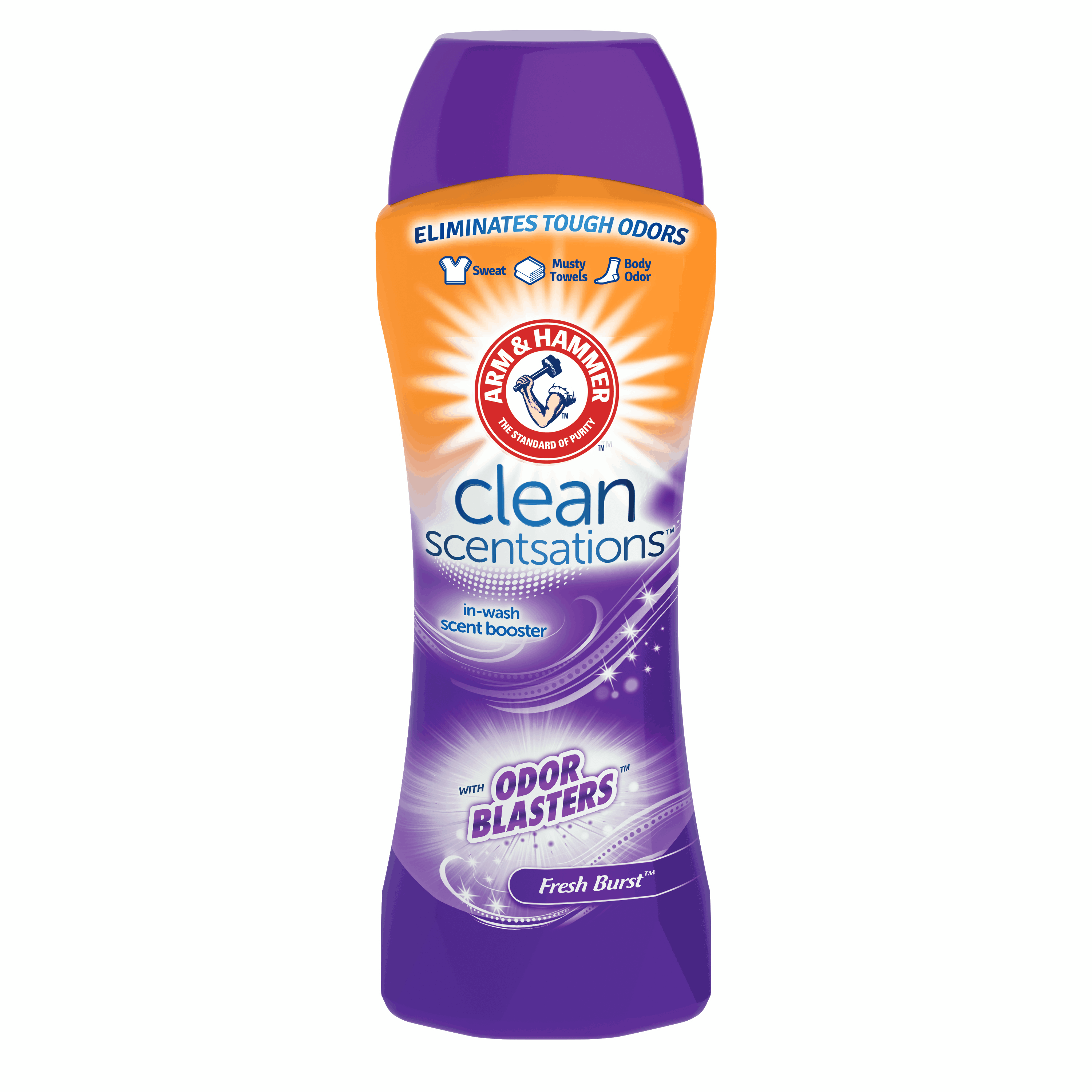 Arm Hammer Laundry Detergent Scent Boosters